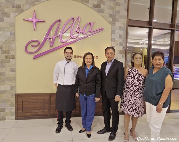 Alba Restaurante Grand Launch