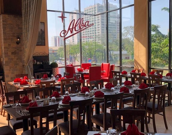 Alba Restaurante Español Opens 5th Branch @ Capitol Commons