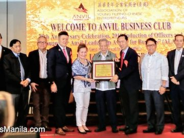 Anvil Business Club