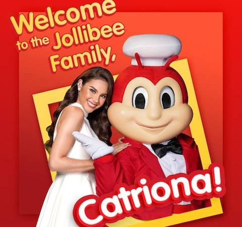 Miss Universe Catriona Gray is Newest Jollibee Brand Ambassadress!