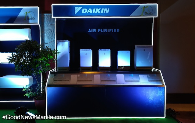 Daikin Air Purifiers
