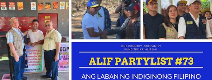 ALIF Partylist