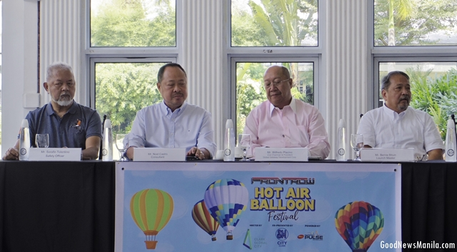Hot Air Balloon Festival 2019 Press Conference