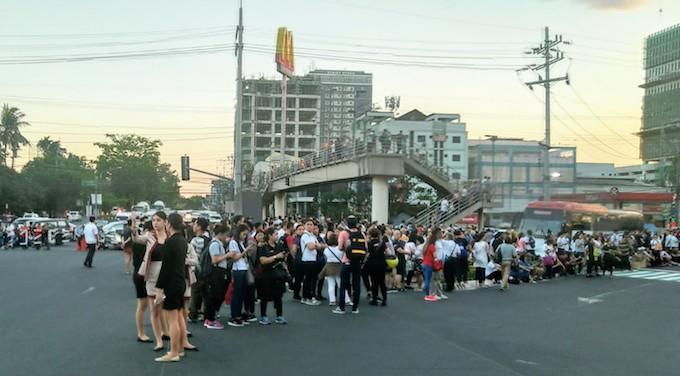 Manila Earthquake