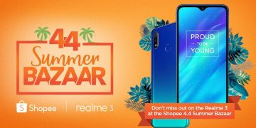Shopee 4.4 Summer Sale