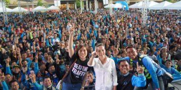Senatoriables Support Angkas