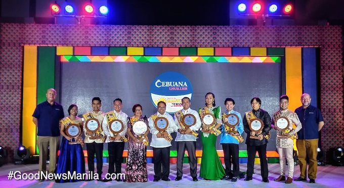 Happiest Pinoy Finalists