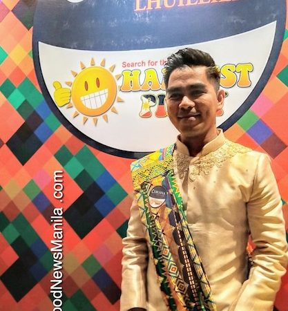 Public School Teacher Zaldy Bueno is Cebuana Lhuillier's Happiest Pinoy 2019