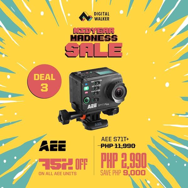 AEE Digital Walker Sale