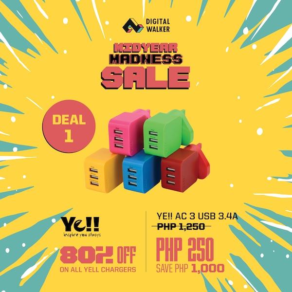 Ye!! Digital Walker Sale