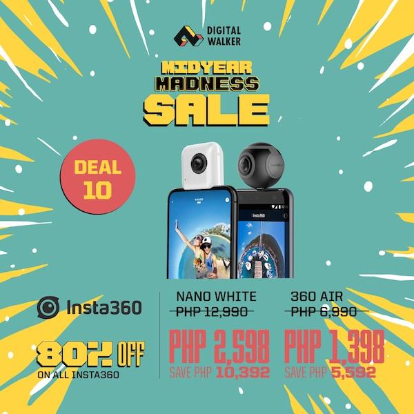 Insta360 Nano Digital Walker Sale
