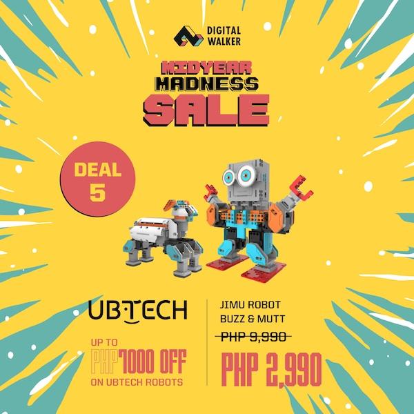 UBTech Digital Walker Sale