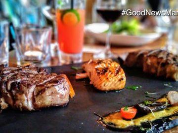 Butchers Block Steak Platter