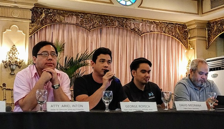 Angkas, Biker Groups, Question Small Motorcycle Ban on Part of Skyway