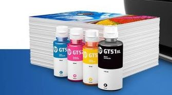 HP Ink Tank GT Bottles
