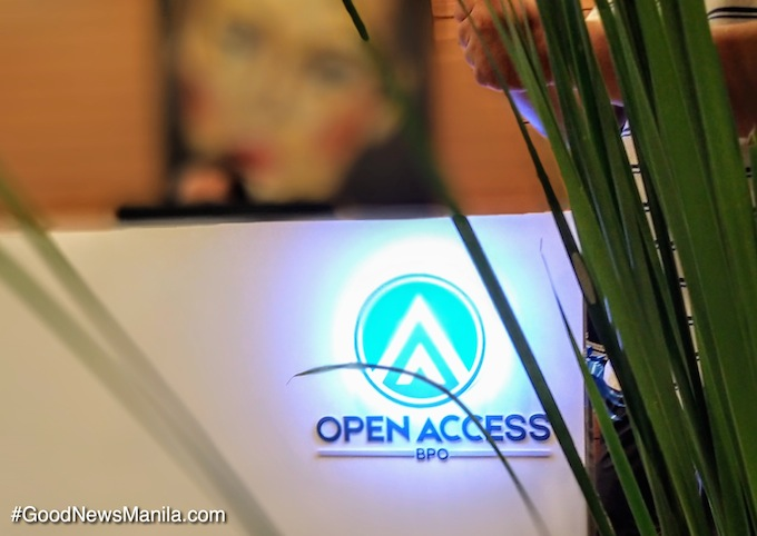 Open Access BPO Makati G2