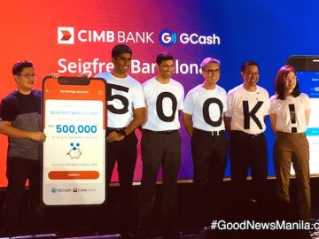 GCash CIMB