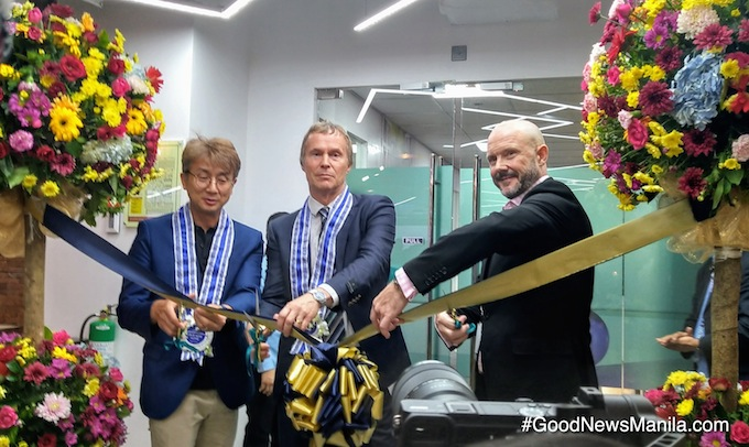 BPO Company Transcom Opens Newest Site in Pasig City