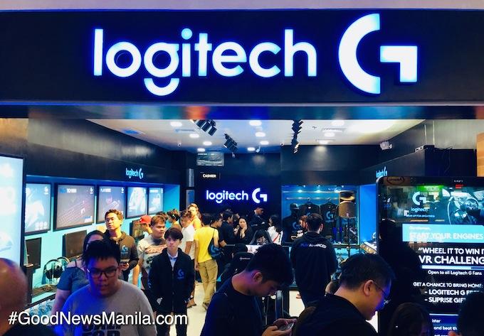Logitech G Concept Store