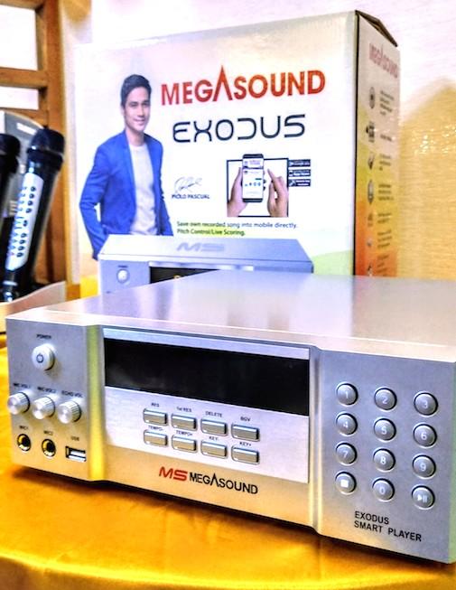 Megasound Exodus