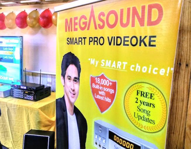 MegaSound Smart Pro Videoke