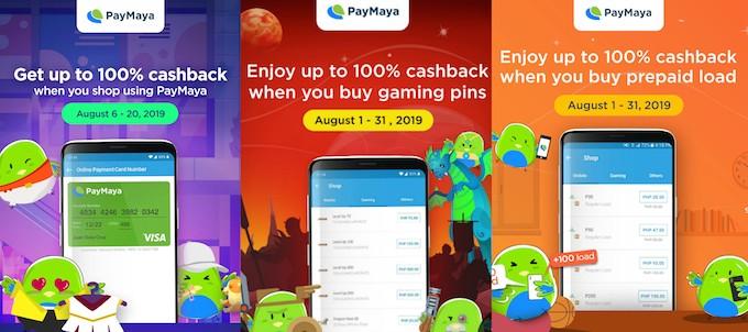 PayMaya Promo
