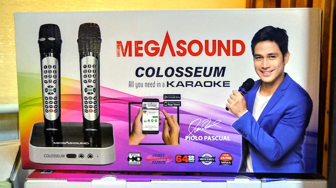 Megasound Videoke