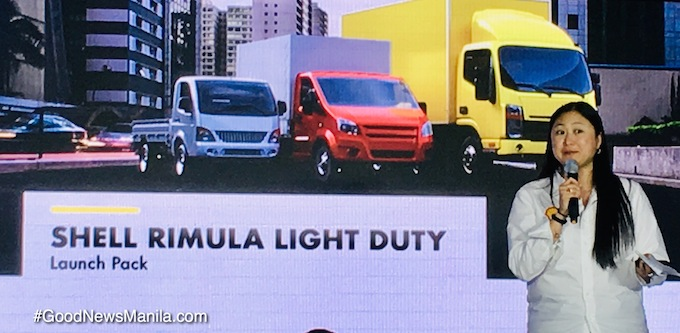 Shell Rimula LightDuty