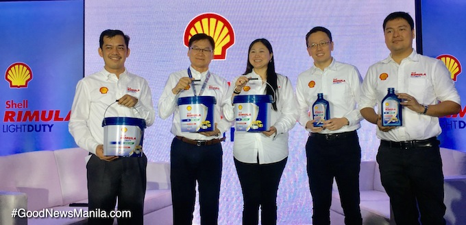 Shell Rimula Light Duty Engine Oil - Low Ash