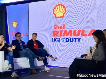 Shell Rimula Light Duty