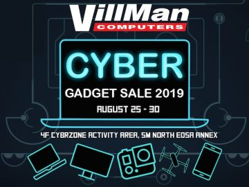 Promate VillMan Cyber Gadget Sale 2019