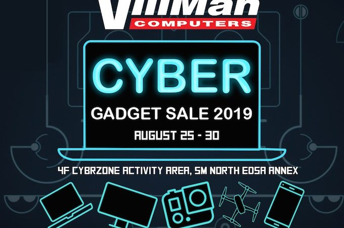 Promate Joins 6-day VillMan Computers' Cyber Gadget Sale 2019