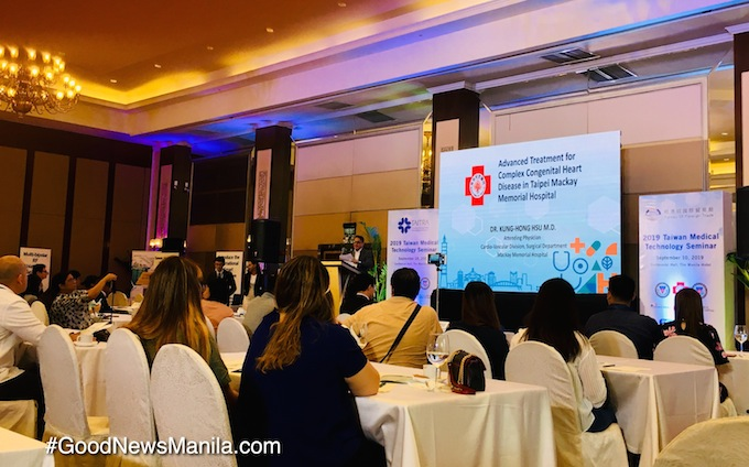 Taiwan Medical Technology Seminar 2019 Leads to Medical Opportunities