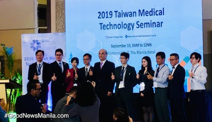 2019 Taiwan Medical Technology Seminar