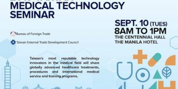 2019 Taiwan Medical Technology Seminar