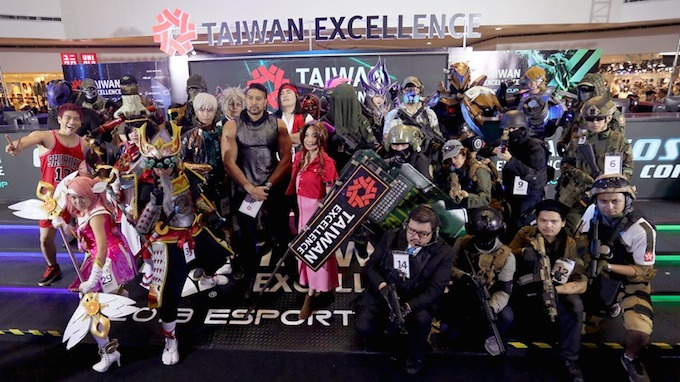 Esports Cup Taiwan Excellence
