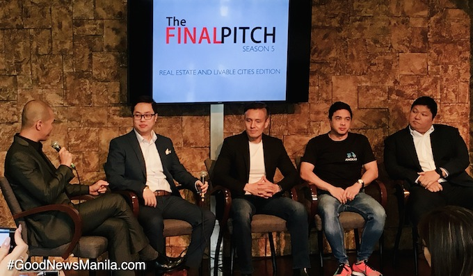 The Final Pitch