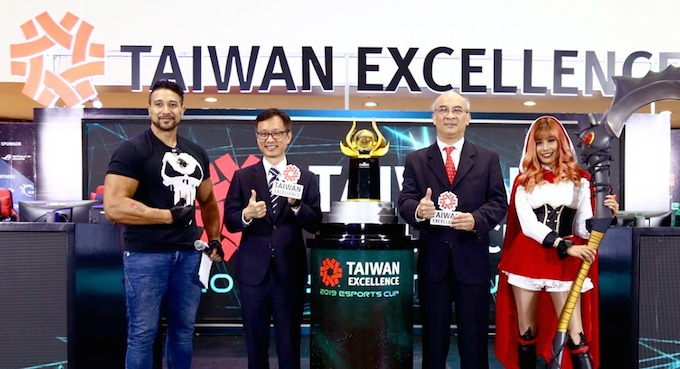Taiwan Excellence eSports Cup 2019 Highlights & Winners!