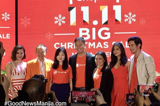 Star-Studded Shopee 11.11 Big Christmas TV Special w/ Alden Richards, Maine Mendoza, & More!