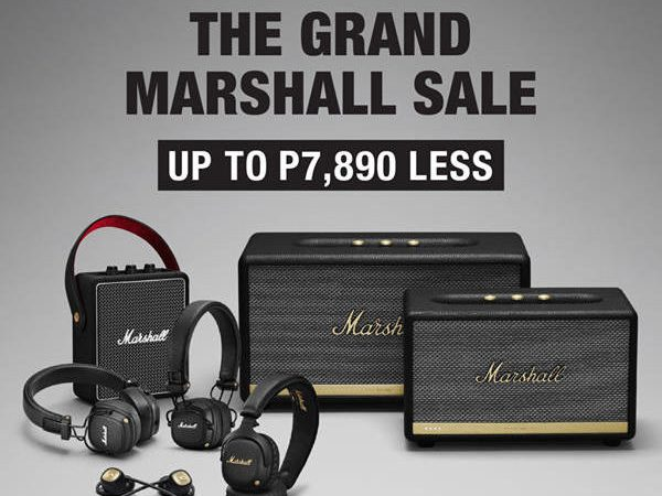 The Grand Marshall Sale Comes Just in time for the Holidays!