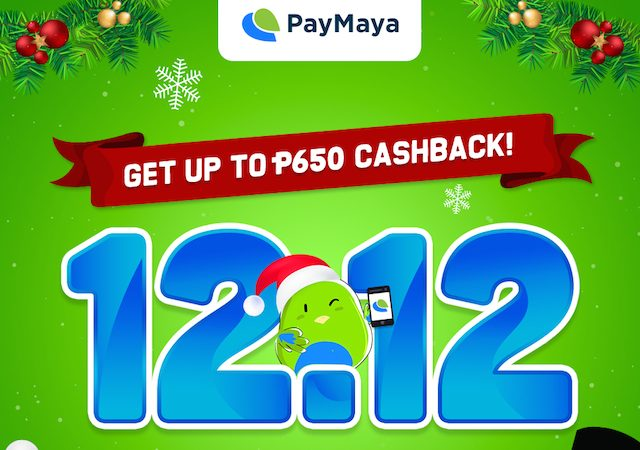 Christmas Shopping Hacks with the PayMaya 12.12 Sale!
