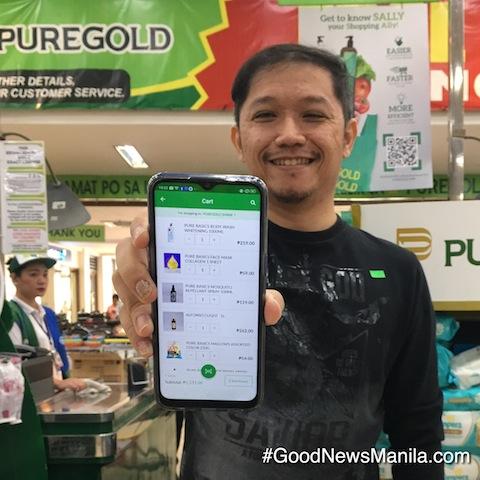 Puregold Mobile App