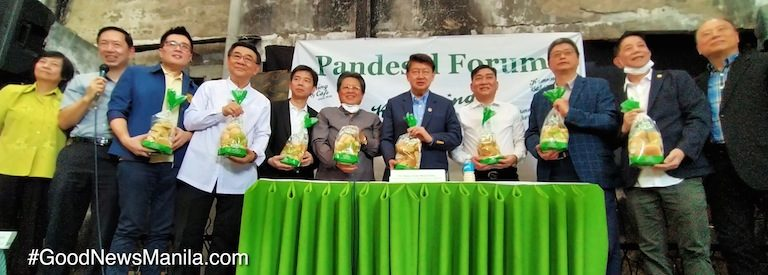 Filipino-Chinese Organizations Donate Php 100M Worth of Medical Supplies to DOH for COVID-19