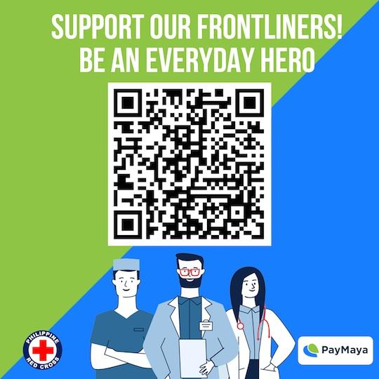PayMaya Red Cross