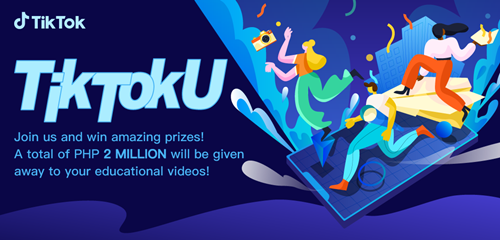 TikTokU Program to Promote Educational Videos