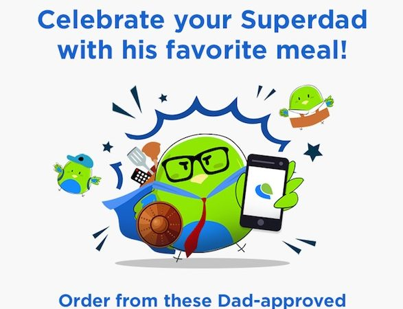 Enjoy Father's Day with PayMaya and You Might Just Get a 100% Cashback!