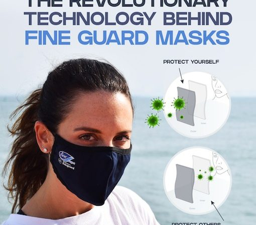 Fine Guard: Self-Disinfecting Imported Face Mask that Neutralizes and Kills Viruses Now Available in the Philippines