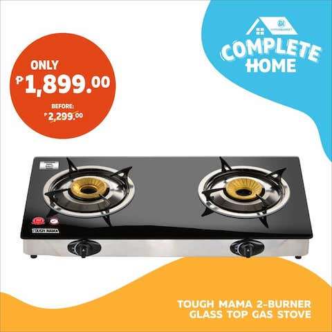 Tough Mama Gas Stove