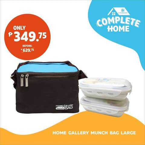 Home Gallery Bag