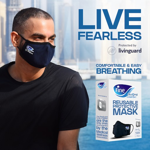Fine Guard Face Mask